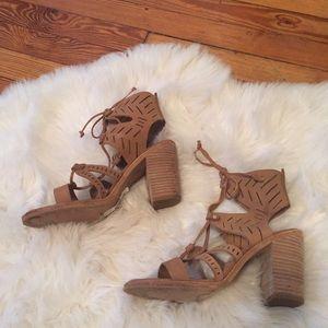 Worn dolce vita heels
